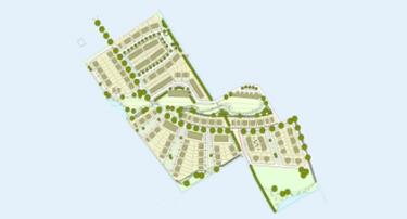 Rieshout plattegrond