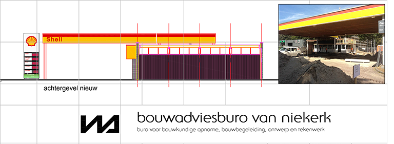 advertentie Shell Mascagnistraat Tilburg